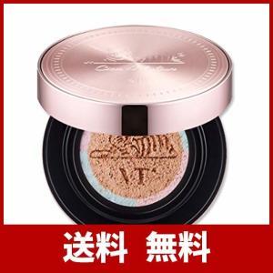 VT Cosmetics CICA シカレッドレスモイスチャーカバークッションリフィルセット ピンクケース/21号ライトベージュ23号ナチュラルベージ|websolution