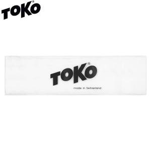 TOKO トコ スキー&スノーボード チューンナップ用品 ベース スクレイパーロング 4mm厚 22...