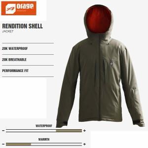 処分価格!オラージュ 14-15 スキーウェア   RENDITHION -JK ジャケット/TARMAC  G220  ORAGEウエア スキーウェア・ウエア|websports