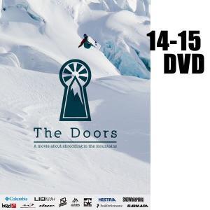 スノーボード スキー DVD 14-15  THE DOORS  ドアーズ  /HEART FILMS websports