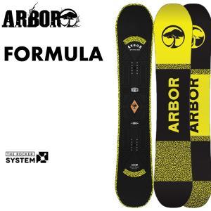 ARBOR スノーボード FORMULA   (15-16 ...