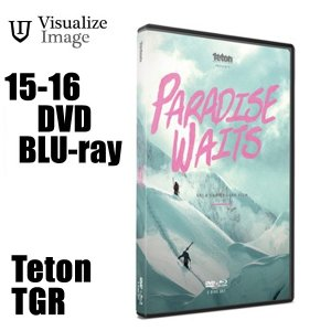 スキー DVD  15-16  PARADISE WAITS Teton Gravity Research  TGR フリースキー・ムービー websports