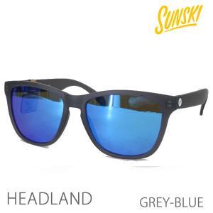 サンスキー サングラス Headlands/Blue sunski サングラス 偏光サングラス