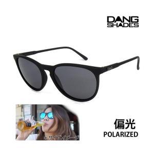 DANG SHADES ダンシェイディーズ サングラス 偏光レンズ FENTON   BLACK S...