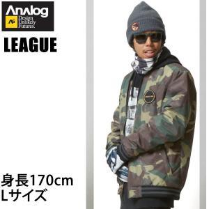 アナログ 16-17 スノーボードウェア  ジャケット LE...