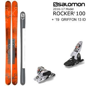 サロモン スキー 2017 ROCKER2 100 ロッカー...