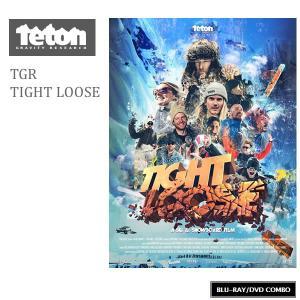 スキー DVD + BLU RAY (16-17 2017)TGR/TIGHT LOOSE TGRプロダクション  フリー・スキー・ムービー websports