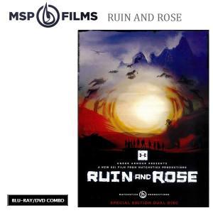 スキー DVD + BLU RAY (16-17 2017)MSP Films /RUIN AND ROSE (MSP Films htski0035) [スキー] [DVD & Blu-Ray] websports
