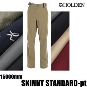 ホールデン ウェア パンツ 17-18 SKINNY STANDARD -pt  /OAT  スリム...