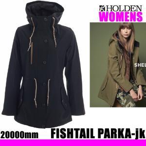 ホールデン レディース  ウェア ジャケット 17-18 FISHTAIL PARKA-jk  /B...