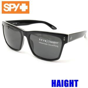 spy サングラス HAIGHT 3PLYブラック ・グレー ハイト 673026038129 スパイ サングラス|websports