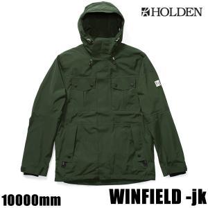 ホールデン ウェア ジャケット 18-19  WINFIEL...
