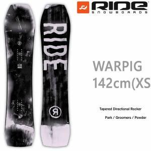 スノーボード 板 RIDE WARPIG ライド ワーピグ ...