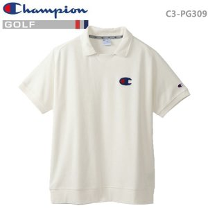 Champion(チャンピオン) チャンピオン ポロシャツ GUSSET POLO C3-PG309...