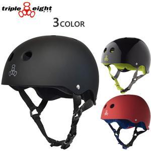 トリプルエイト ヘルメット TRIPLE EIGHT SWEATSAVER Triple8 子供〜大人まで 自転車・インライン・スケートボード ヘルメット|websports