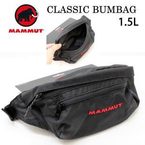 マムート リュック  ボディバッグ CLASSIC BUMBAG 1.5L /2520-00470 ...