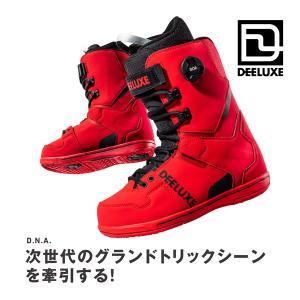 ディーラックス ブーツ DEELUXE D.N.A ディーエヌエー BLOODLINE CFインナー...