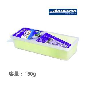スキー ワックス ホルメンコール ワックス ALPHA MIX YELLOW 150g アルファ ミ...