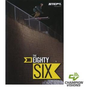 スキー DVD 12-13  THE EIGHTYSIX 86  フリースキームービー STEPTプロダクション websports