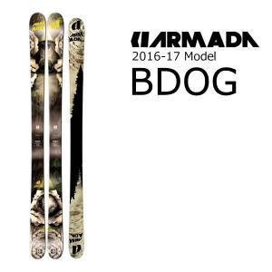 アルマダ スキー 2017 BDOG ビードッグ B&amp...