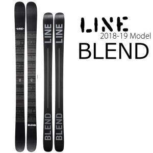 LINE スキー 2019 BLEND  ブレンド  スキー...