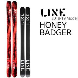 LINE スキー 2019 HONEY BADGER  ハニ...
