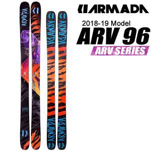 アルマダ スキー 2019 ARV 96 スキー単品 エーア...