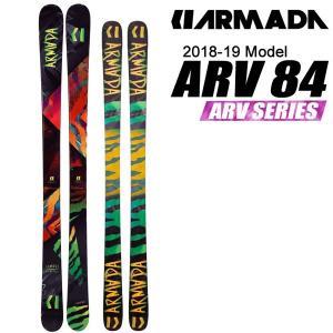 アルマダ スキー 2019 ARV 84 スキー単品 エーア...
