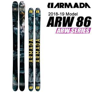 アルマダ スキー 2019 ARW 86 レディースモデル ...