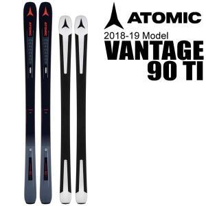 アトミック スキー 2019 atomic ski 18-19 日本正規品  VANTAGE 90 ...
