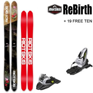 RIOT SKIS 2019 ライオット スキー 日本正規品  ReBirth リバース  近年のフ...