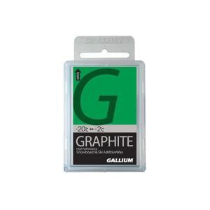スキー ワックス ガリウム ワックス GALLIUM グラファイト 50g スノーボードワックス