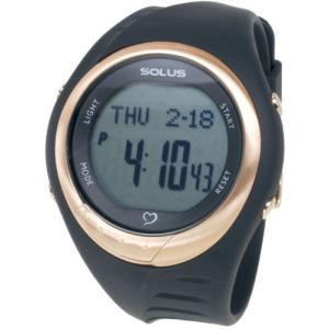 お取り寄せ品ソーラス SOLUS 腕時計 Team Sports 300 01-300-01 ブラック|webtrade