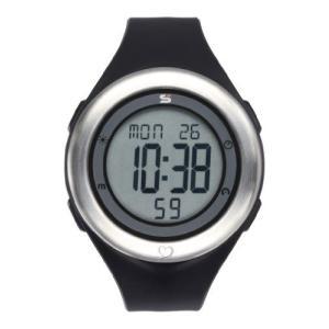 お取り寄せ品ソーラス 腕時計 SOLUS ウォッチ ブラック 心拍 スポーツ 健康 ハートレートモニター ダイエット 01-910-001|webtrade