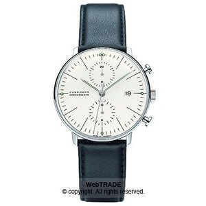 ユンハンス 腕時計 JUNGHANS Chronoscope 自動巻 027/4600.00 webtrade