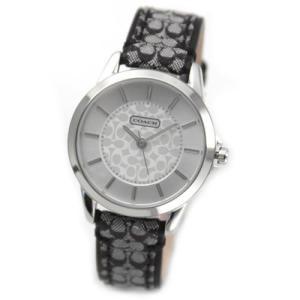 コーチ 腕時計 COACH シグネチャー レザー レディース 14501524 webtrade