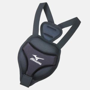 ミズノ 胸部保護パッド 身長155cm未満用 右・左投げ兼用 2YB100|webtrade