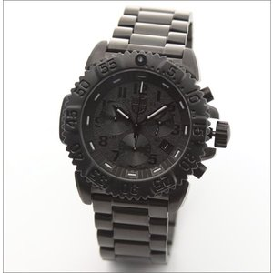 ルミノックス Luminox 腕時計 ネイビーシールズ 3182 BlackOut メンズ webtrade