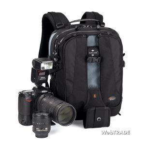 ロープロ Lowepro カメラバッグ バックパック バーテックス100AW ブラック/グレー|webtrade