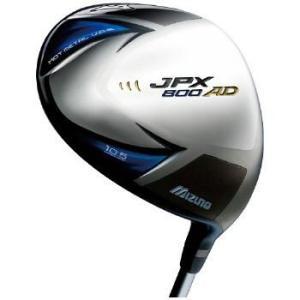 ミズノ JPX 800 AD ドライバー JPX MD100 スーパーライトカーボンシャフト ゴルフ クラブ ドライバー 43BB73651|webtrade