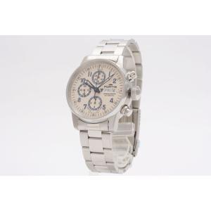 お取り寄せ品フォルティス 腕時計 フリーガー クロノグラフ 597.20.92M自動巻 webtrade