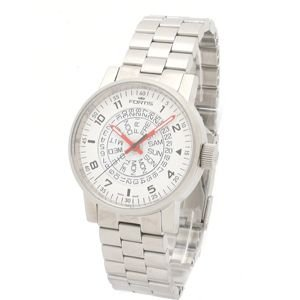 お取り寄せ品フォルティス 腕時計 623.10.52M webtrade