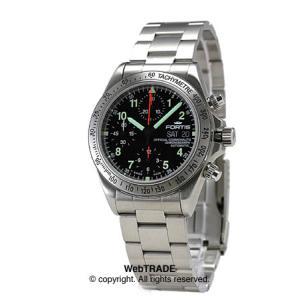 お取り寄せ品フォルティス 腕時計 クロノグラフ 630.10.11M 自動巻 webtrade