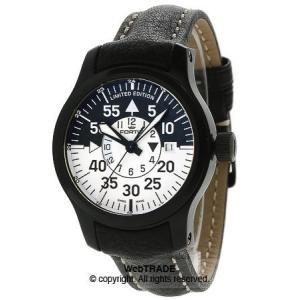 フォルティス 腕時計 B-42フリーガー GMT 672.18.11 webtrade
