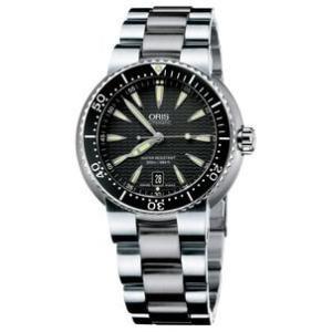☆オリス 腕時計 アクイス デイト 73375338454M  メンズ webtrade