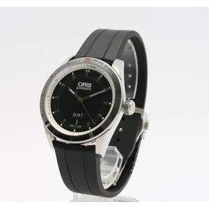 ORIS 腕時計 オリス 73576624154R アーティックス GT ブラック ラバー webtrade