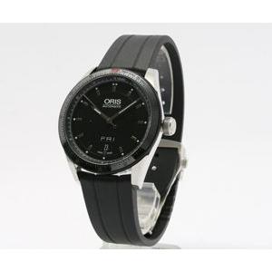 ORIS 腕時計 オリス 73576624434R アーティックス GT ブラック ラバー webtrade