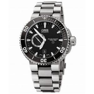 オリス 腕時計 ORIS 自動巻 アクイス メンズ 743 7664 7154M webtrade