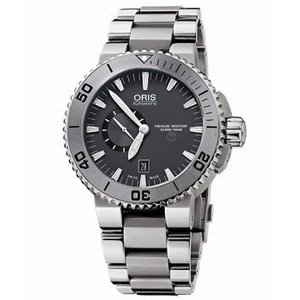 オリス 腕時計 ORIS 自動巻 アクイス メンズ 743 7664 7253M webtrade