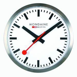 モンディーン ウォール クロック Mondaine A995.CLOCK.16SBB|webtrade